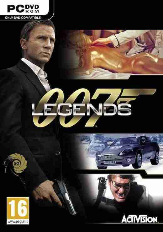Descargar 007 Legends [MULTI3][2DVDs][FLT] por Torrent